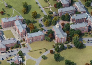 Alcorn State University Campus Map.2011 December