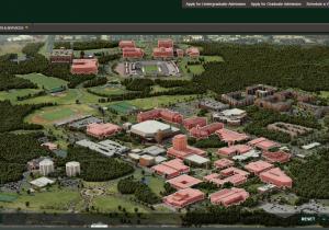 UNCC-academic-buildings-layer